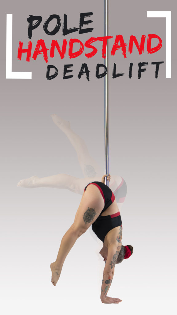 pole handstand training course