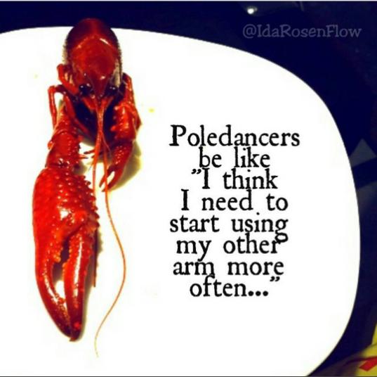 Who can relate? Love this pic from Idarosenflow (Insta: @idarosenflow)