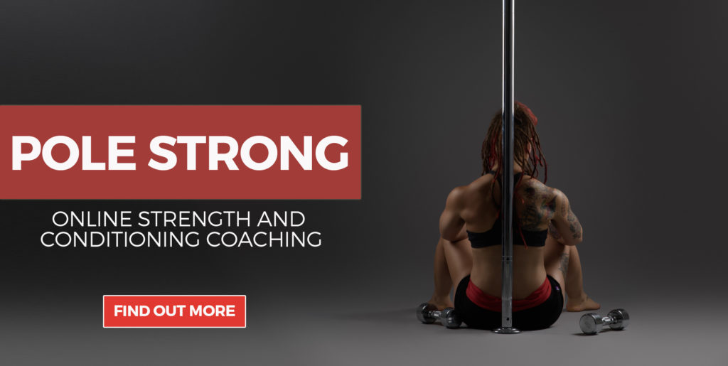 strength coaching for pole