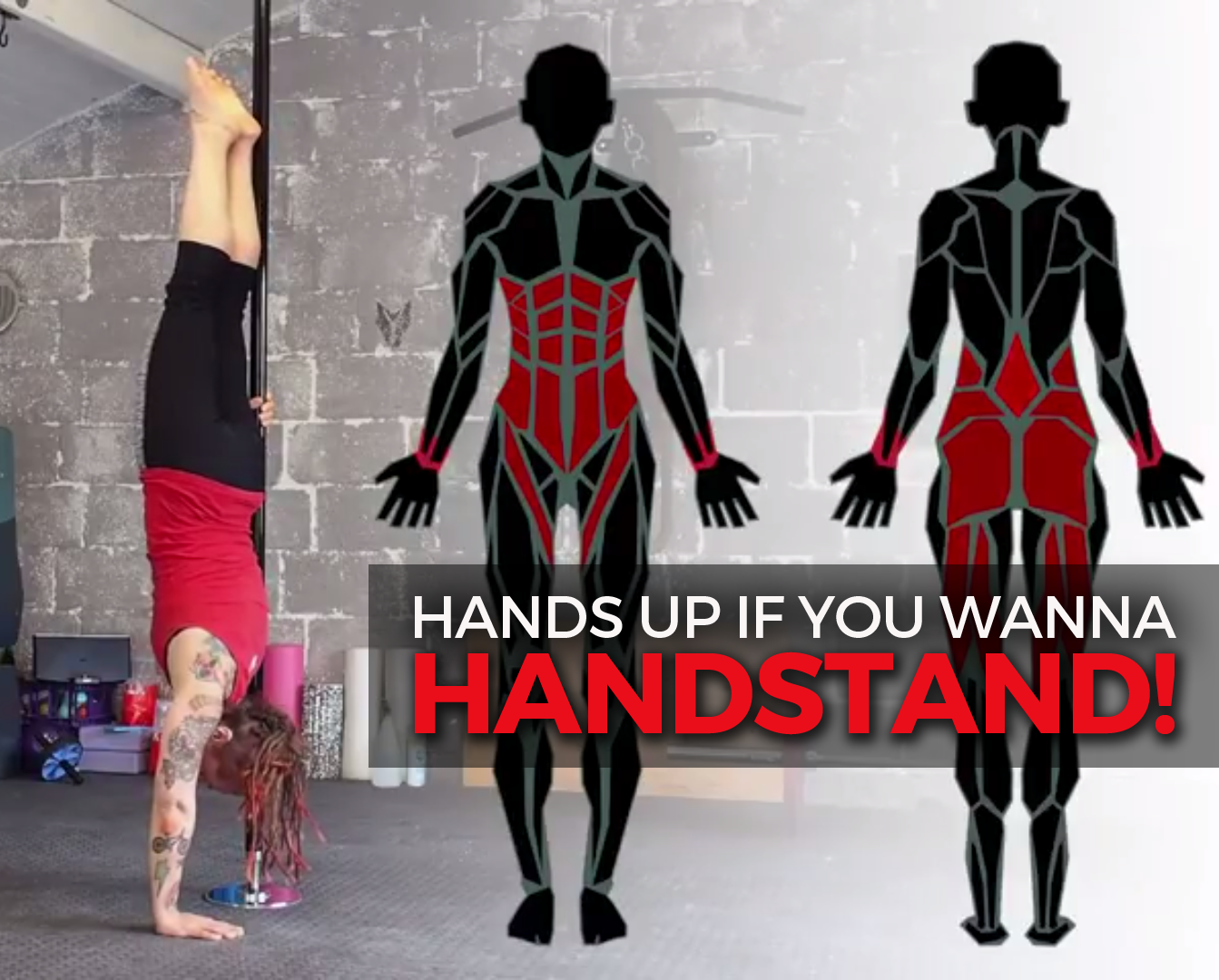 Is your shoulder mobility holding back your handstand?