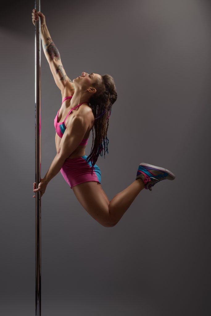 Pole photo shoot inspiration