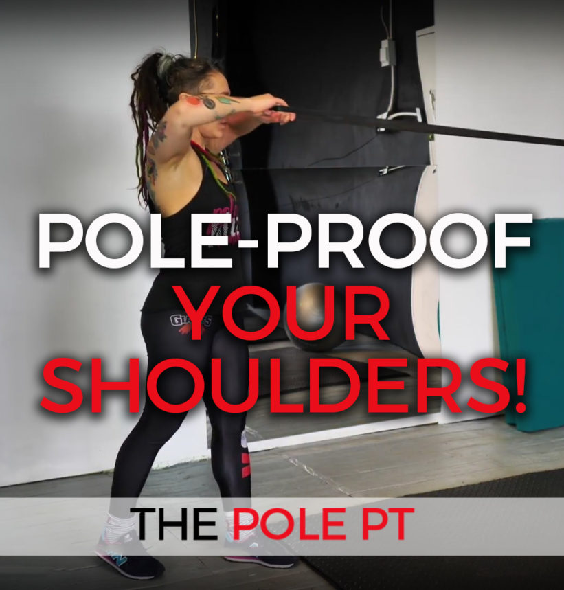 personal training for pole dancers