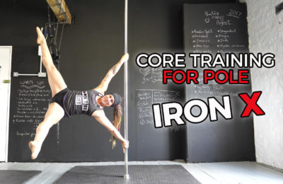 core training for iron x