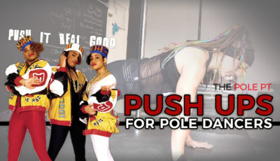 strength exercises for pole fitness