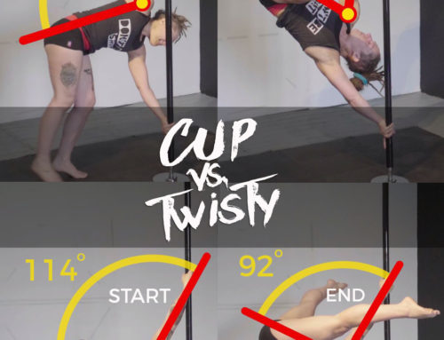 Is Twisted Grip Really that Bad? Part 3: Convert to Cup Grip