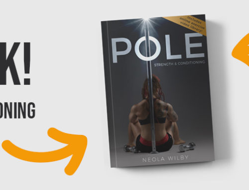 Strength and conditioning for pole – THE BOOK!