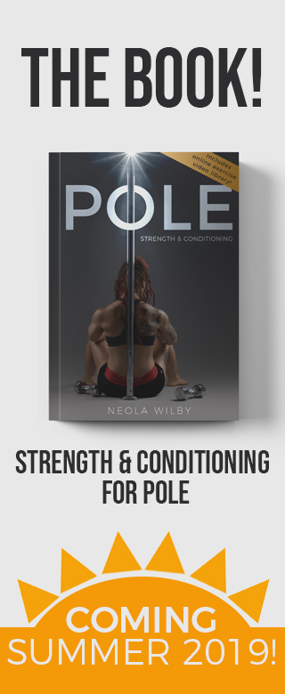 Strength and conditioning for pole book