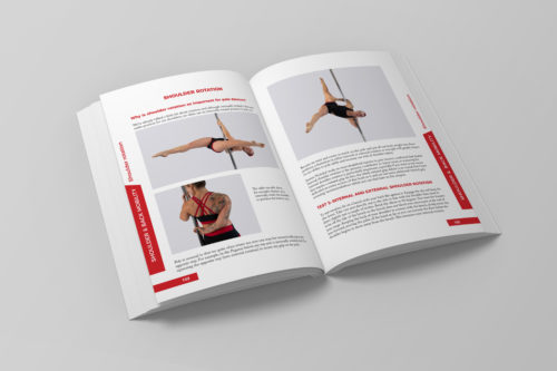 Book about pole dance