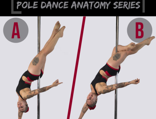 Laying down the layback [Anatomy of pole dance series]
