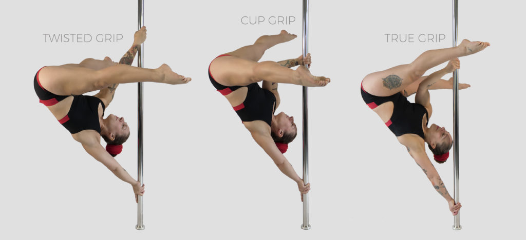 Ayesha grip positions