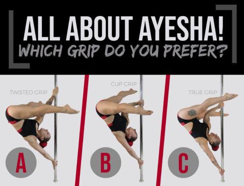 The #1 reason your Ayesha sucks – anatomy of pole dance series