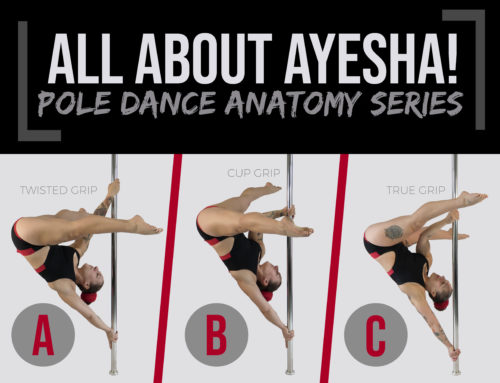 The #1 reason your Ayesha sucks [Anatomy of pole dance series]