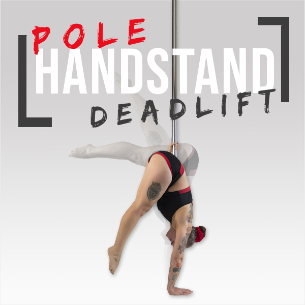 Online training for pole handstand