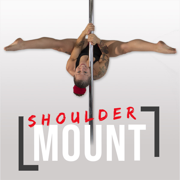 Online training for pole shoulder mount