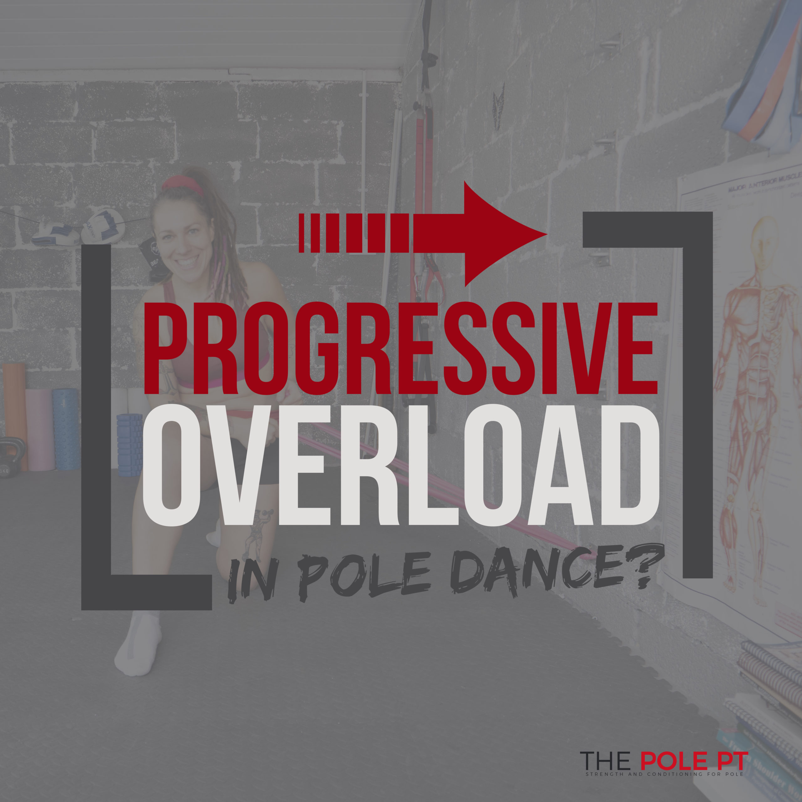 Gotta chair before you can pheonix… progressive overload in pole (8 ways!)